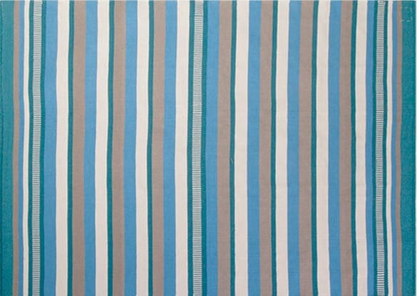 TAPETE COUTY - 150X200 - AZUL